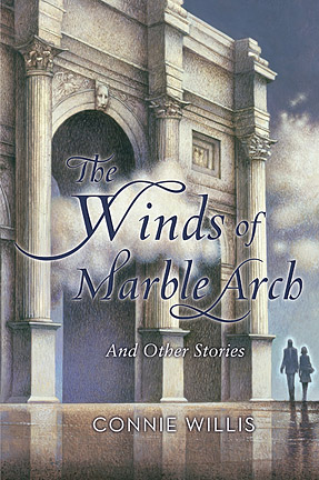 The Winds of Marble Arch and Other Stories - Cover by John Jude Palencar